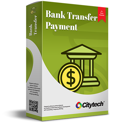 Picture of Bank Transfer Payment