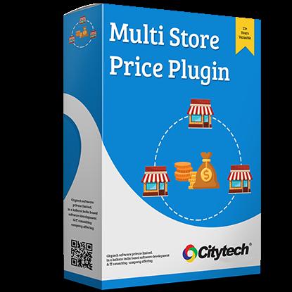 Picture of Multiple Store Price Plugin