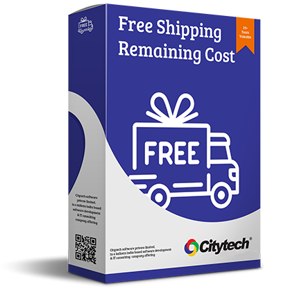 Picture of Free Shipping Remaining Cost