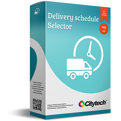 Picture of Delivery schedule selector